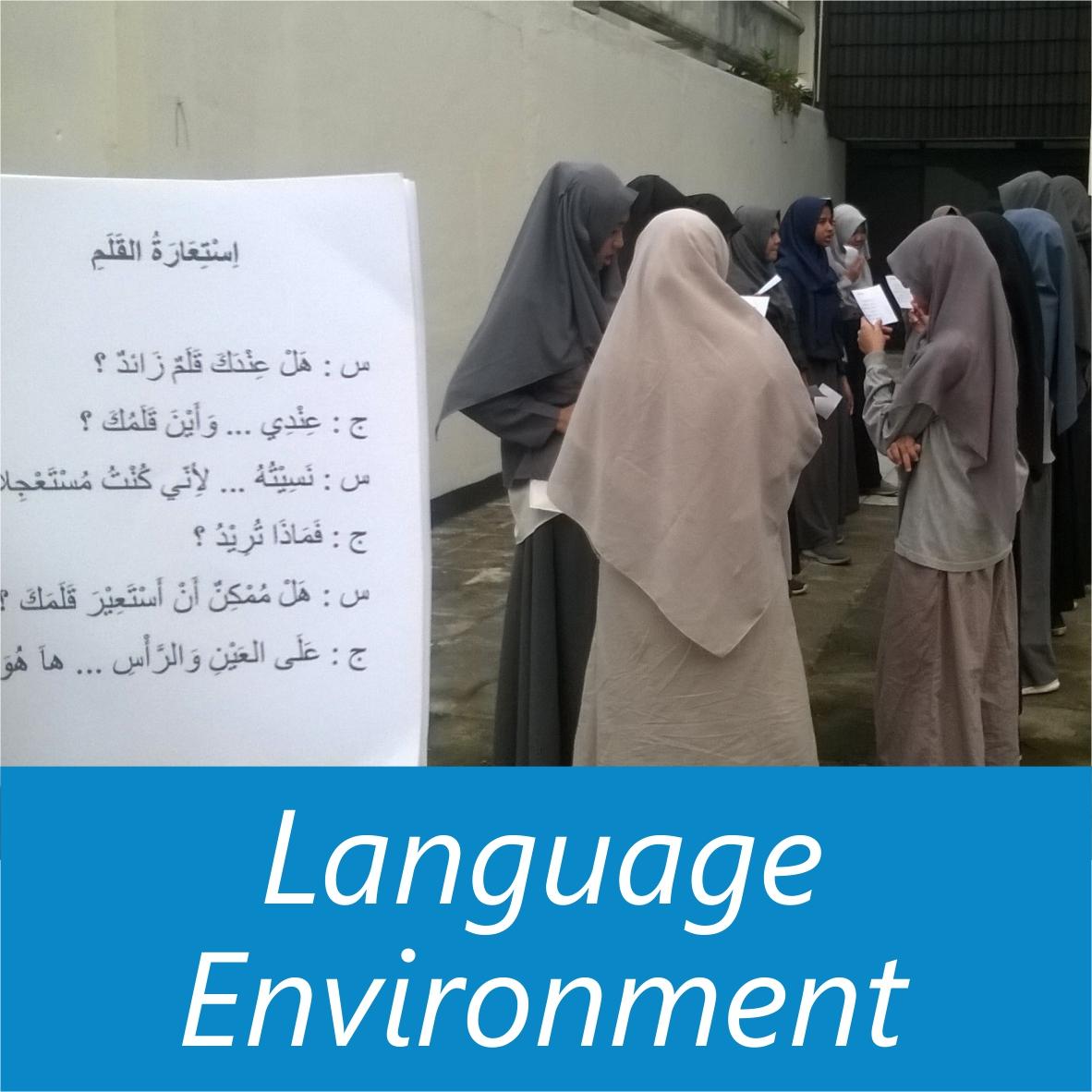 sma-language environment