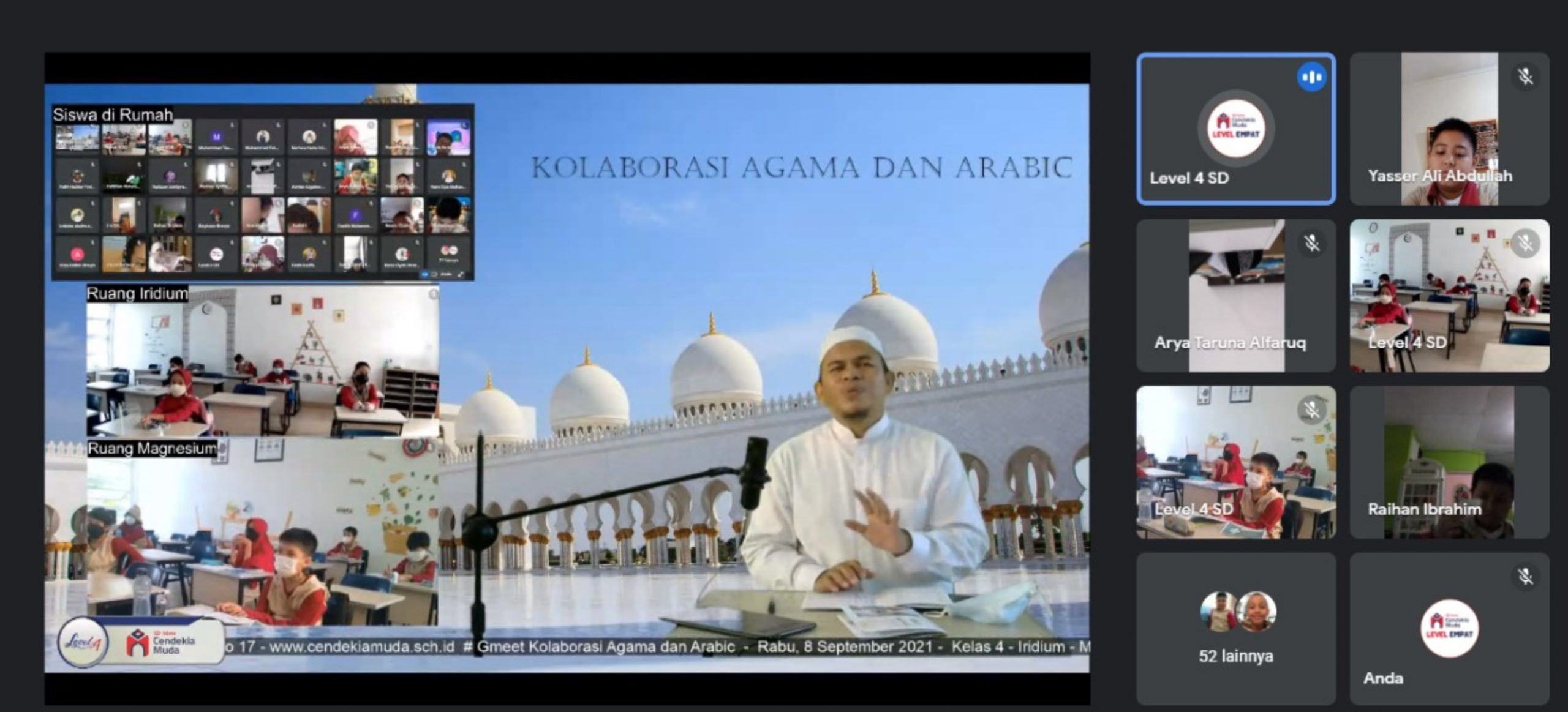 SD Islam di Bandung