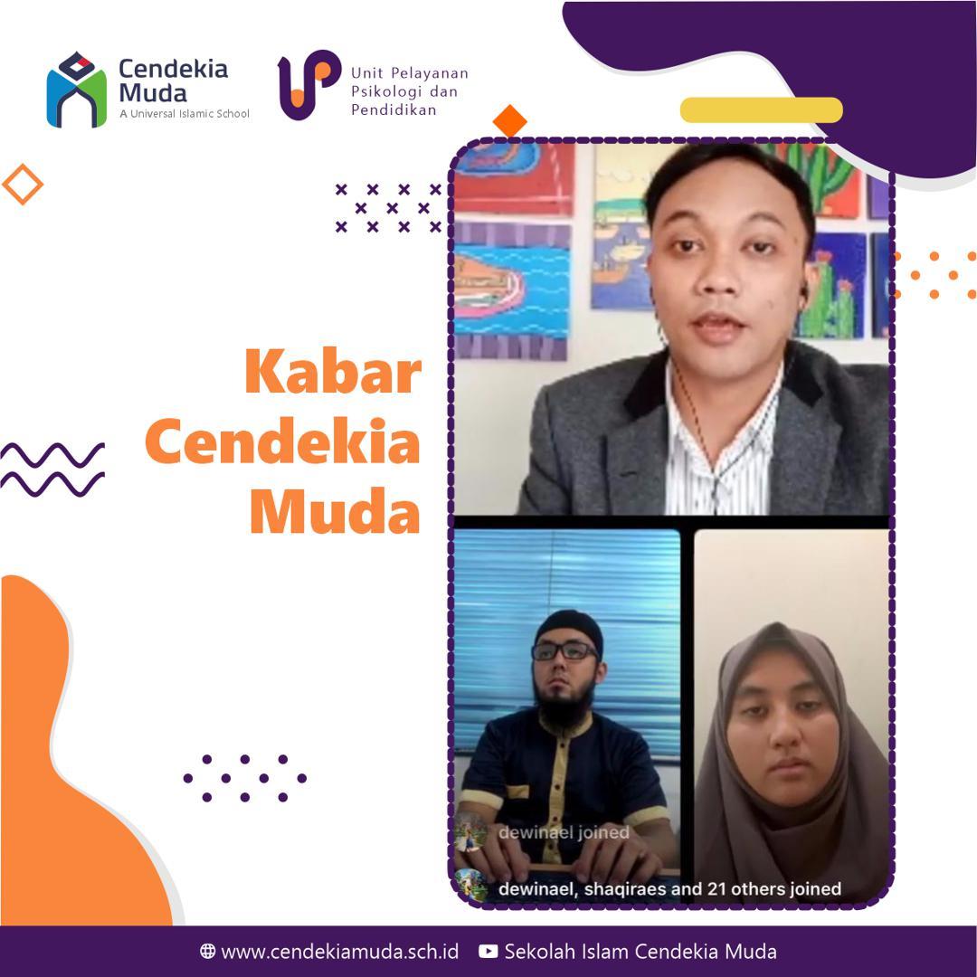 Bincang Diskusi Penanganan Siswa Berkebutuhan Khusus di SMA Islam Cendekia Muda Bandung