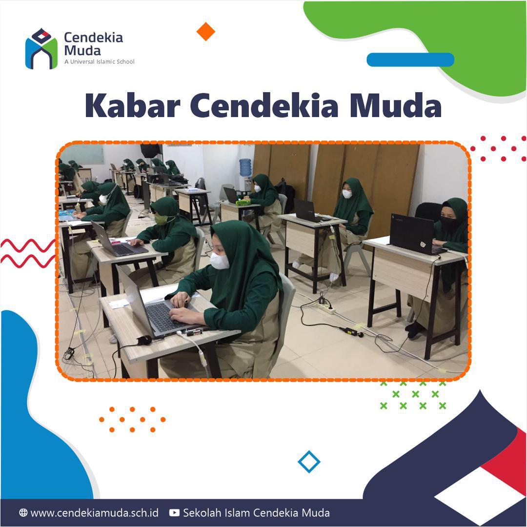 Sekolah Islam di Bandung I Simulasi ANBK